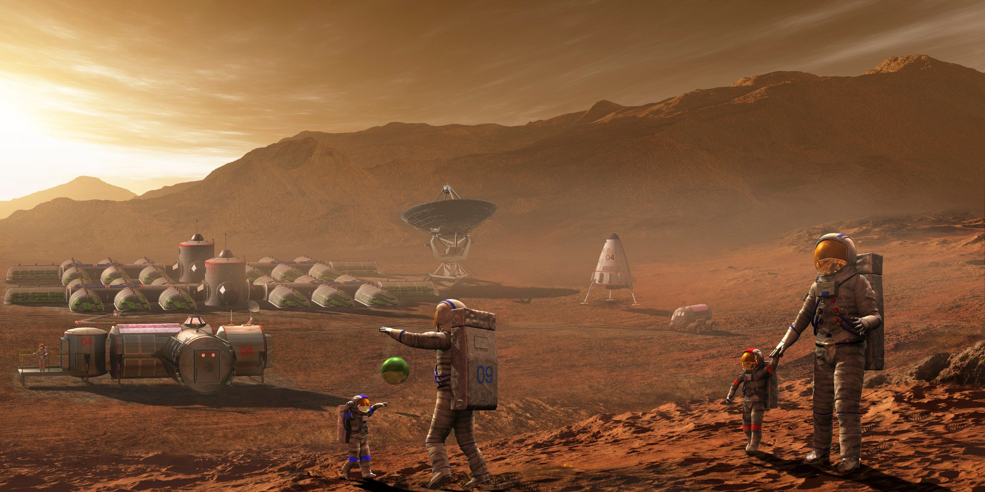 outline for mars one misson The veronica mars and zach braff kickstarter projects have generated a lot of headlines over a million people have backed more than one project on kickstarter.