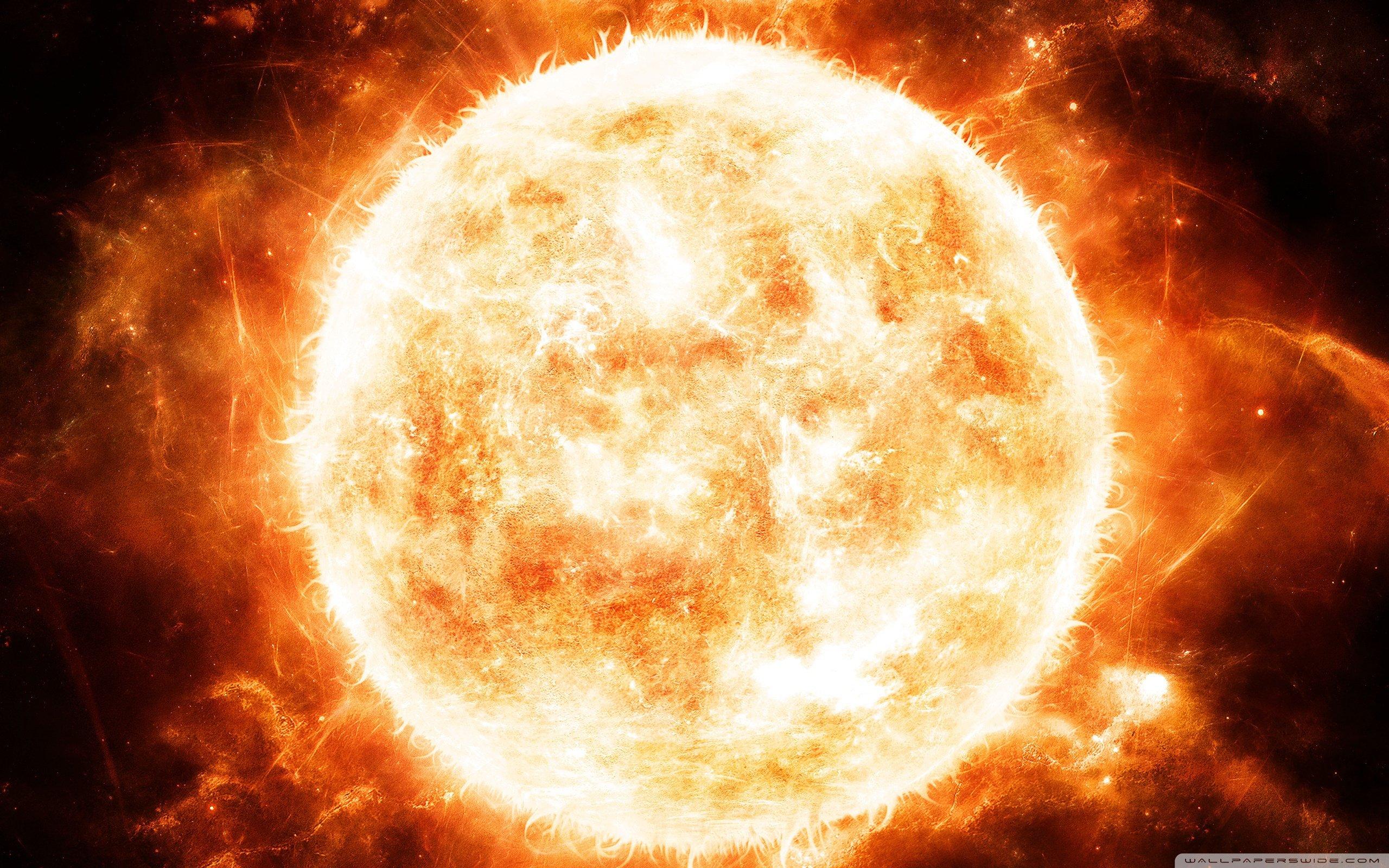 Космические мифы: цвет Солнца
