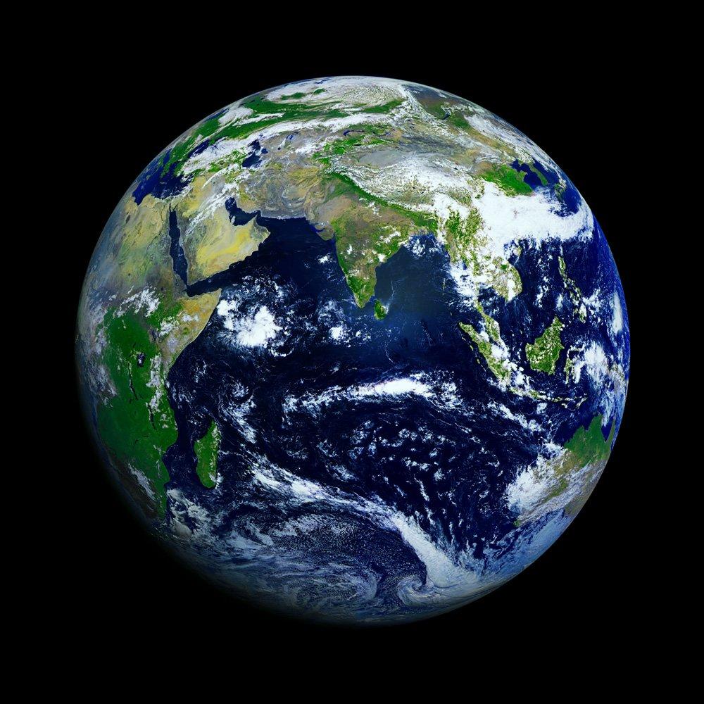 Космические мифы: температура на Земле